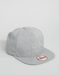Бейсболка New Era 9Fifty LA Dodgers - Серый