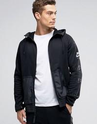 Черная ветровка Nike International 802480-010 - Черный