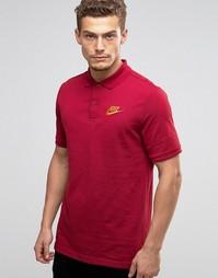 Красная футболка‑поло Nike Matchup 829360-677 - Красный