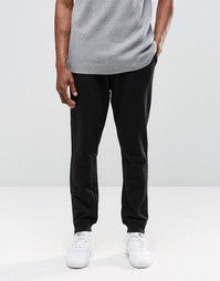 Тренировочные брюки с манжетами на молниях Weekday Derek - Черный