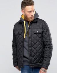 Черная куртка The North Face - Черный
