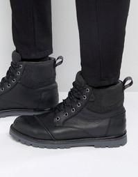 Водонепроницаемые ботинки Toms Ashland - Черный