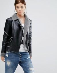 Куртка-авиатор Urbancode - Черный