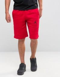 Красные шорты Nike Jordan 824020-687 - Красный
