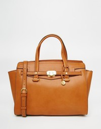 Большая сумка-тоут Fiorelli - Рыжий