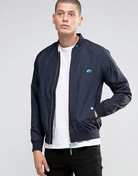 Куртка-пилот Ellesse Italia - Темно-синий