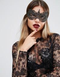 Маска ASOS Halloween - Черный