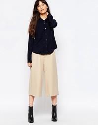 Юбка-брюки песочного цвета Just Female Dia - Бежевый