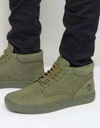 Ботинки чукка Timberland Adventure - Зеленый