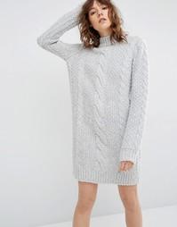 Платье-джемпер Gestuz Sanni - Серый