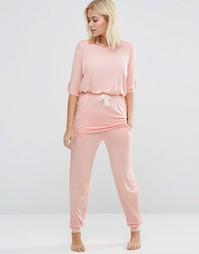 Штаны для дома Heidi Klum Rise & Swing - Розовый