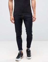 Стретчевые джинсы скинни Farah - Синий