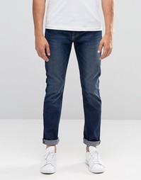 Облегающие джинсы Troy - Синий