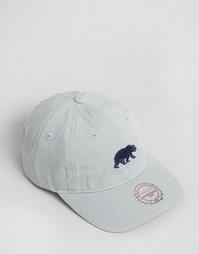 Бейсболка с регулируемой застежкой Mitchell & Ness Uni of California - Серый