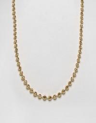 Ожерелье Mister - Золотой