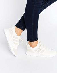 Кроссовки Adidas Zx Flux - Белый