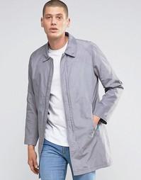 Пальто на молнии Ellesse Italia - Серый