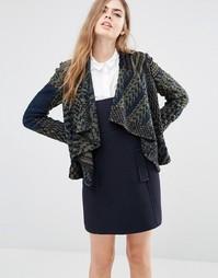 Вязаная куртка Ba&sh Ilda - Зеленый Ba&Sh