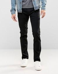 Эластичные джинсы слим Jack & Jones - Черный