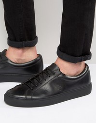 Черные низкие кроссовки Frank Wright Eddie - Черный