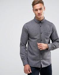 Рубашка с длинными рукавами Jack & Jones - Синий