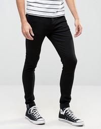 Черные джинсы скинни Bethnals Pete - Черный