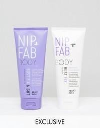 Набор кремов для груди Nip & Fab Bust Fix Day To Night Regime эксклюзивно для ASOS - СКИДКА 38 - Бесцветный Nip+Fab