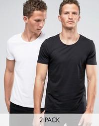 Набор футболок Produkt - Скидка 18 - Белый