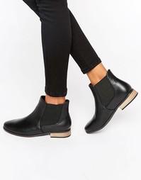 Ботинки челси London Rebel - Черный