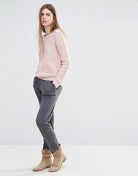 Свободные трикотажные брюки Vanessa Bruno Athe - Серый