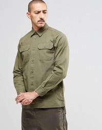 Рубашка классического кроя Carhartt WIP Mission - Зеленый