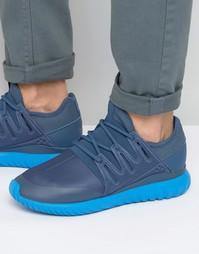 Кроссовки Adidas Originals Tubular Nova - Синий