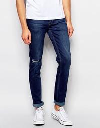 Облегающие джинсы Kubban - Синий