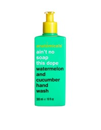 Мыло для рук с арбузом и огурцом Anatomicals Aint No Soap This Dope - 300 мл - Бесцветный