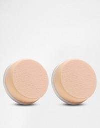 Комплект из 2 насадок со спонжами для макияжа Pulsaderm - Бесцветный