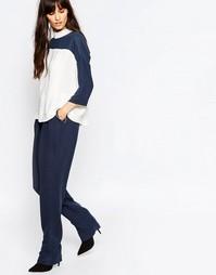 Синие свободные штаны Just Female Gibbs - Синий