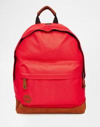 Классический рюкзак красного цвета Mi-Pac - Красный