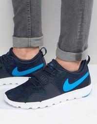 Синие кроссовки Nike SB Trainerendor 616575-441 - Синий