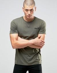 Зеленая футболка Nike SB Candle 806071-325 - Зеленый