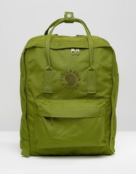 Рюкзак Fjallraven Re- Kanken 16L - Зеленый