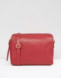 Строгая сумка через плечо Urbancode - Красный