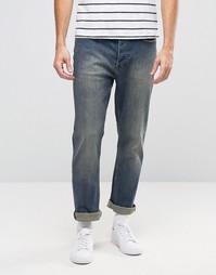 Синие прямые джинсы Cheap Monday - Синий