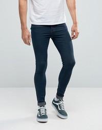 Супероблегающие джинсы Dr Denim Dixy - Темно-синий