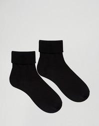 Набор из 2 пар носков в рубчик Gipsy - Черный