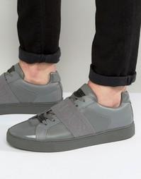 Кроссовки с ремешками Glorious Gangsta - Серый