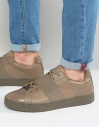 Кроссовки с ремешками Glorious Gangsta - Бежевый