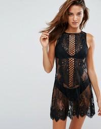 Платье-сорочка Ann Summers Italia - Черный
