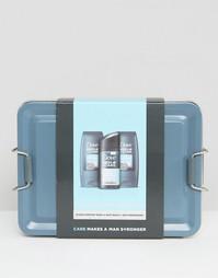 Косметический мини‑набор в подарочной жестяной коробке Dove Men Care - Мульти