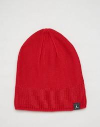 Шапка-бини Nike Jordan Jumpman 801769-687 - Красный