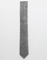 Фактурный галстук Ted Baker 5,5 см - Серый